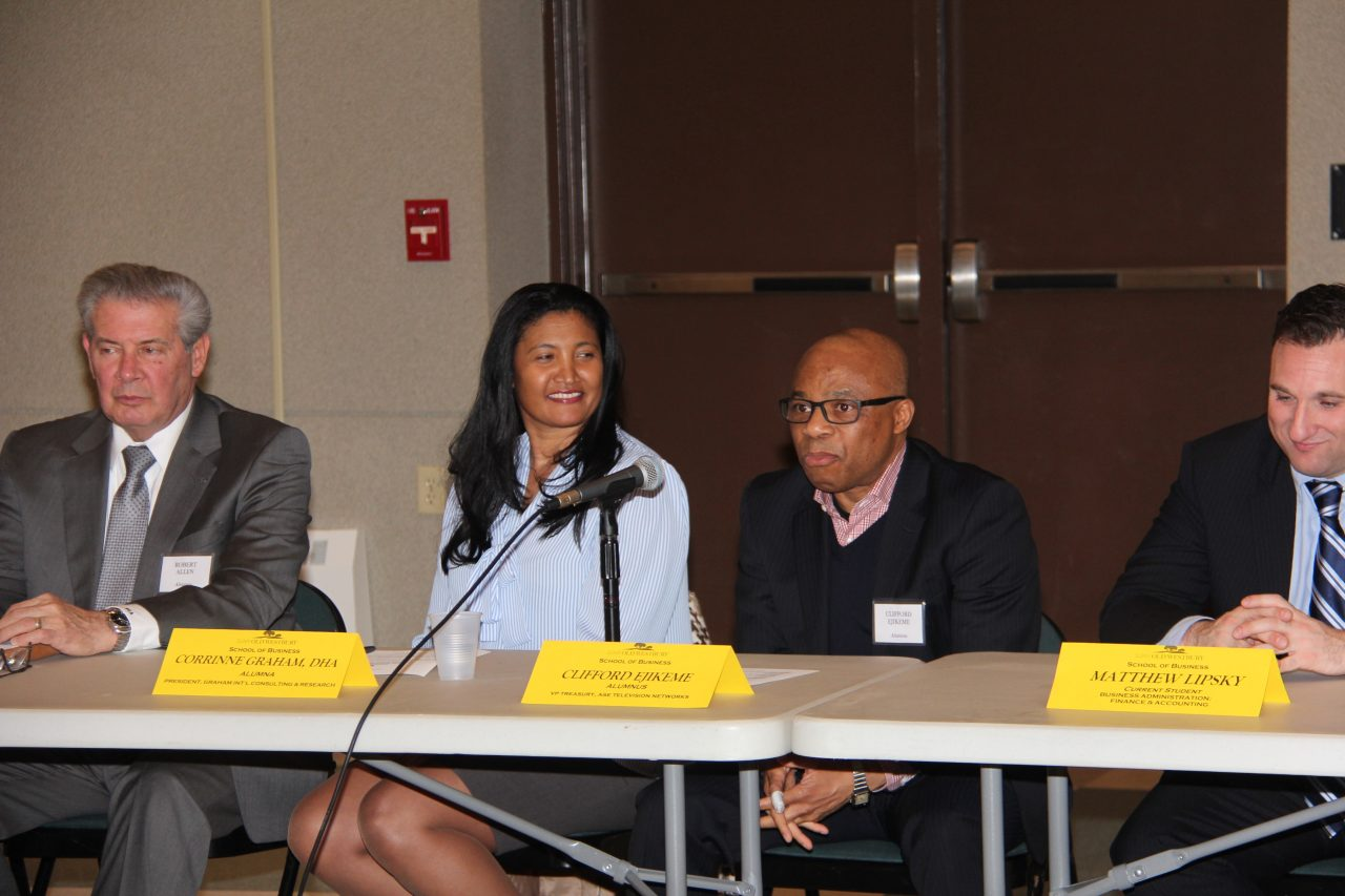 SUNY Old Westbury 50th Anniversary Conference Panel