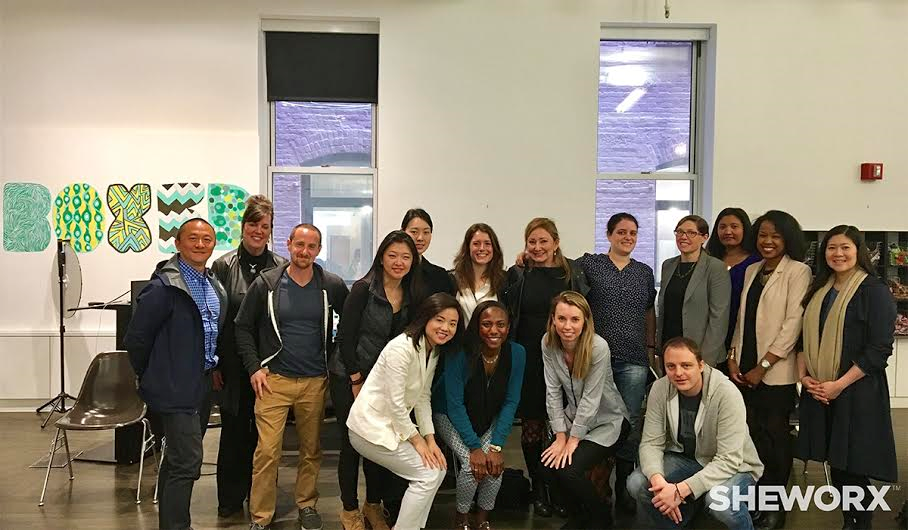 SheWorx Roundtable April 19th with Heather Mayo, Chief Merchandising Officer of Boxed.com.